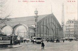 PARIS  75007 -- Galerie Des Machines - G.B.R.R. 504 - Arrondissement: 07
