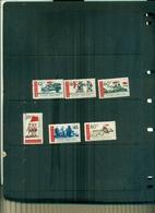 BULGARIE 15 SOULEVEMENT DE 1944 5 VAL NEUFS A PARTIR DE 0.60 EUROS - 1945-59 People's Republic