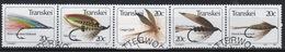 Transkei 1984 Set Of Stamps To Celebrate Fishing Flies 5th Series. - Transkei