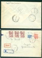 Yugoslavia 1963 Ambulance Railway Post Rijeka - Zagreb 23 B - 1945-1992 Socialist Federal Republic Of Yugoslavia