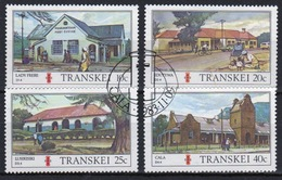 Transkei 1983 Set Of Stamps To Celebrate Post Offices 1st Series. - Transkei