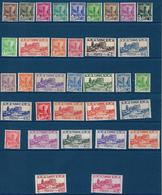 "Tunisie YT 273 à 298 "" Série Complète "" 1945-49 Neuf** - Tunisia (1888-1955)"