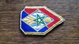 Rare écusson Gendarmerie Nationale 12ème Légion Mobile Au Maroc - Police & Gendarmerie