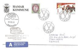 1999  Championnats Du Monde De Hockey Sur Glace : Hamar (Norvège) - Hockey (Ice)