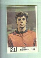 KROL...TEAM CALCIO HOLLAND....MUNDIAL....SOCCER..WORLD CUP....FOOTBALL..FIFA - Trading Cards