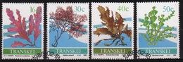 Transkei 1988 Set Of Stamps To Celebrate Seaweed. - Transkei