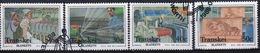 Transkei 1988 Set Of Stamps To Celebrate Blanket Factory Butterworth. - Transkei