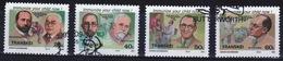 Transkei 1991 Set Of Stamps To Celebrate Celebrities Of Medicine 6th Series. - Transkei