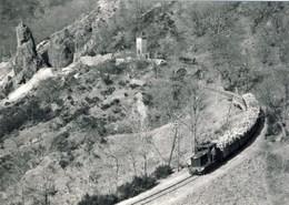CFD Lozère Train De Bois Entre Rove Jalcrest Et Le PN De Cros 661.6 - Ed BVA - France