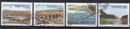 Transkei 1985 Set Of Stamps To Celebrate Bridges. - Transkei
