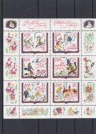 DDR Grimms Adventures Souvenir Sheet MNH/** (H34) - Fairy Tales, Popular Stories & Legends