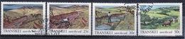 Transkei 1985 Set Of Stamps To Celebrate Soil Conservation. - Transkei