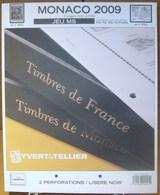 Yvert Et Tellier - JEU MONACO MS 2009 (Sans Pochettes) - Albums & Binders