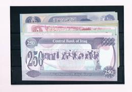 Iraq - Lotto Di 19 Banconote - Periodo Saddam Hussein - Iraq