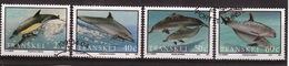 Transkei 1991 Set Of Stamps To Celebrate Dolphins. - Transkei