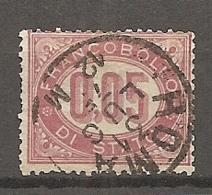 SERV  Yv. N° 2   SASS N° 2   (o)  0;05c  Carmin   Cote 1 Euro BE R  2 Scans - Dienstpost