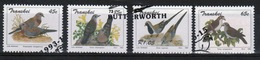 Transkei 1993 Set Of Stamps To Celebrate Doves. - Transkei