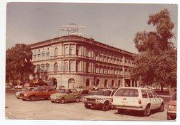 Pologne -- VARSOVIE --1982--Hotel Europejski (belles Voitures) --timbre + Cachet - Polen