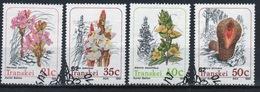Transkei 1991 Set Of Stamps To Celebrate Parasitic Plants. - Transkei