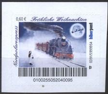 Biber Post Fröhliche Weihnachten (Nordpolarexpress2) (60) G787 - [7] Repubblica Federale