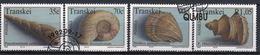 Transkei 1992 Set Of Stamps To Celebrate Marine Fossils. - Transkei