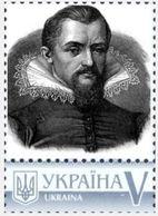 Ukraine 2018, Space, Astronomy, Kepler, 1v - Ukraine