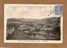 CPA - BAERENTHAL (57) - Aspect Du Bourg En 1931 - Autres Communes