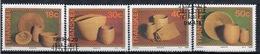 Transkei 1989 Set Of Stamps To Celebrate Basketry. - Transkei