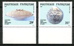 Polynésie   Y&T  324 - 325  XX   ---     MNH  --  TTB... - Polynésie Française