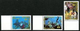 Polynésie   Y&T  396 - 398  XX   ---     MNH  --  TTB... - Neufs