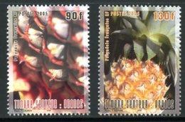 Polynésie   Y&T  755 - 756    ---     MNH  --  TTB... - Polynésie Française