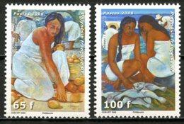 Polynésie   Y&T  829 - 830    ---     MNH  --  TTB... - Polynésie Française
