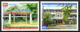 Polynésie   Y&T  631 - 632    ---     MNH  --  TTB... - Polynésie Française