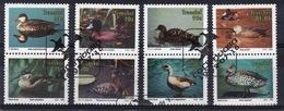 Transkei 1992 Set Of Stamps To Celebrate Waterfowl. - Transkei