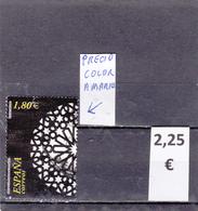 España 2002  -  Lote 1 Sello  Diferente Color -  1/362 - Spain