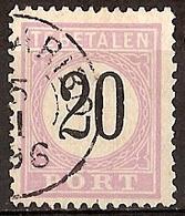 Suriname Port 4 Gebruikt / Used Type II - Suriname ... - 1975