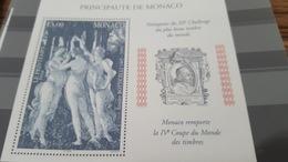 LOT 436741 TIMBRE DE MONACO NEUF** LUXE - Monaco