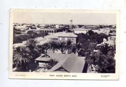 SUDAN - PORT SUDAN, North Side, 1964, Kl. Knick / AF - Sudan