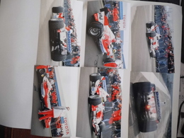 6 Photos - F1 - TOYOTA - Automobilismo - F1