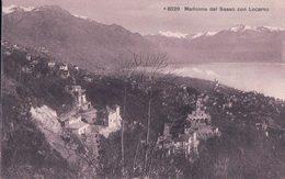 Locarno, Madonna Del Sasso (8529) - TI Tessin
