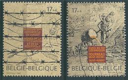 België OBP Nr: 2682 - 2683  Gestempeld / Oblitérés - Museums - Bélgica