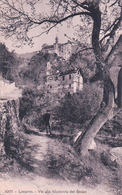 Locarno, Via Alla Madonna Del Sasso, Hotel Kuhrhaus Orselina (10111) - TI Tessin