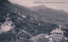 Locarno, Madonna Del Sasso E Brione (10018) - TI Tessin