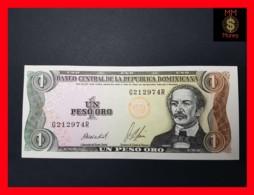 DOMINICANA 1 Peso Oro 1987  P. 126 B  AU\UNC - República Dominicana