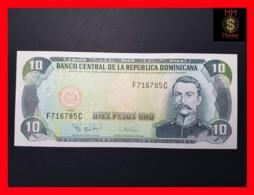 DOMINICANA 10 Pesos Oro 1996  P. 153   UNC - Dominicaine
