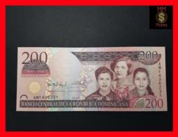 DOMINICANA 200 Pesos Oro 2007  P. 178   UNC - Dominicaine