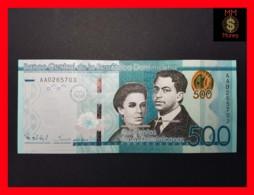 DOMINICANA 500 Pesos Dominicanos 2014  P. 192 A  UNC - Dominicaine