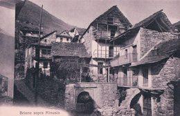Brione Sopra Minusio (942) - TI Tessin