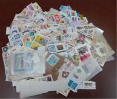 Ca. 675 Gr. Briefmarken Zum Abweichen - überwiegend Deutschland - Boites A Timbres