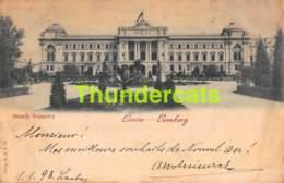 CPA 1898 POLOGNE POLAND GMACH SEJMOWY LWOW LEMBERG - Polen